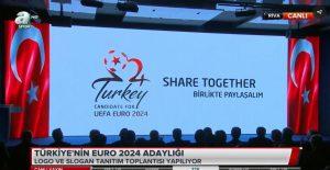 Turkey Euro 2024 Logo